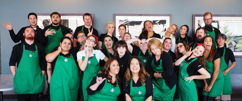 meet the baristas at bucklin hill!