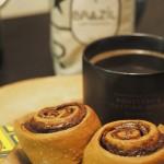 Brazil Sertãozinho paired with Nutella cinnamon rolls