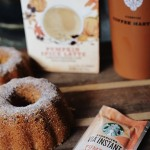 pumpkin spice latte via bundt cakes