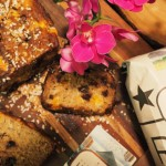 Hawaii Ka'u with coconut & mango banana bread