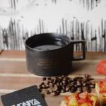 Kenya Kaganda with a sweet & spicy ugali