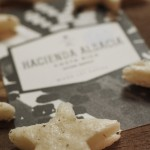 Hacienda Alsacia with lavender goat cheese cookies