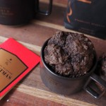 Starbucks Reserve Christmas blend with chocolate-orange muffin
