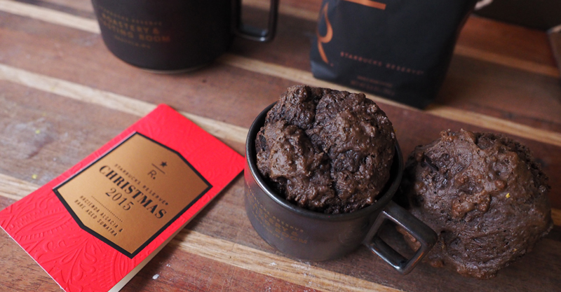 2015 Reserve Christmas Blend with Chocolate Orange muffins