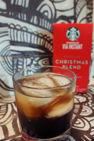 homemade kahlúa with starbucks via