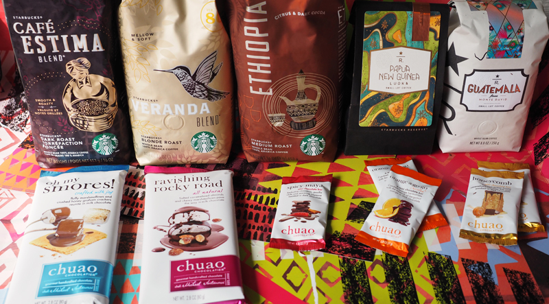 Chuao chocolate tasting