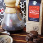 Ethiopia Mocca Java with chocolate cherry jam