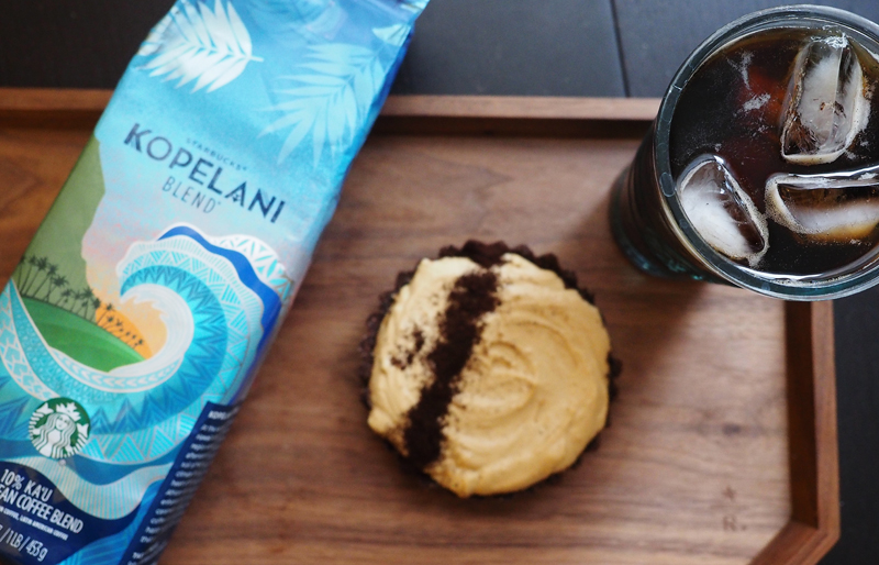 Kopelani cold brew pie