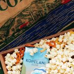 Kopelani Blend with tropical popcorn mix