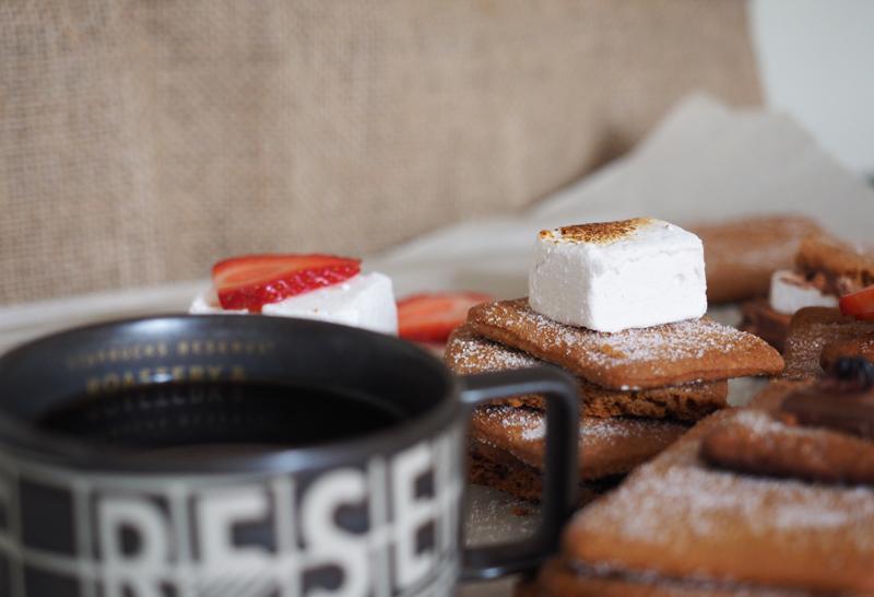 Brown sugar marshmallows
