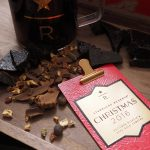 Christmas Reserve and mulling spiced toffee
