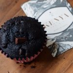 Kenya Kariaini with blood orange chocolate muffins