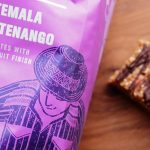 Guatemala Huehuetenango with fig and honey granola bars