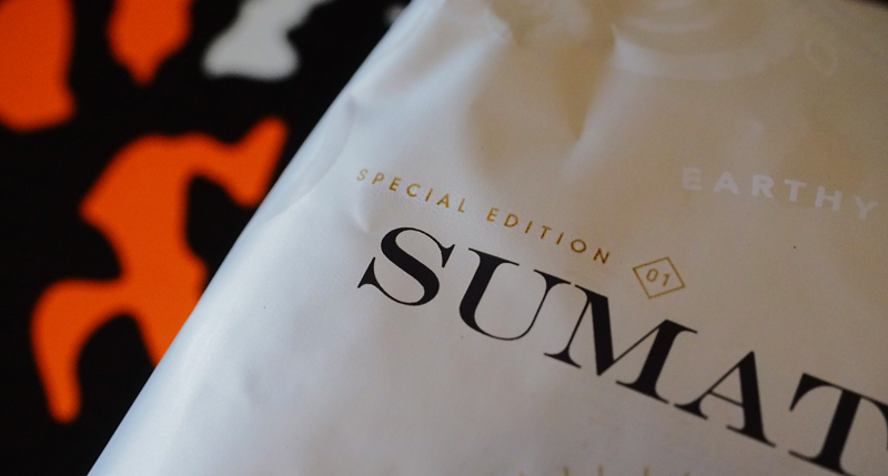 Limited Edition Sumatra