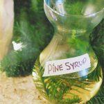 homemade pine syrup